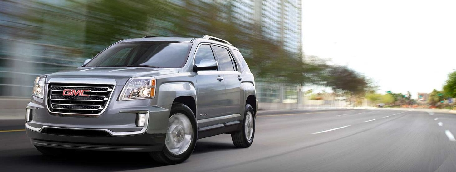2017 GMC Terrain Leasing near Youngstown, OH