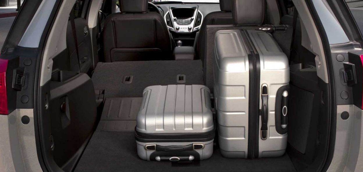 GMC Terrain Cargo Space