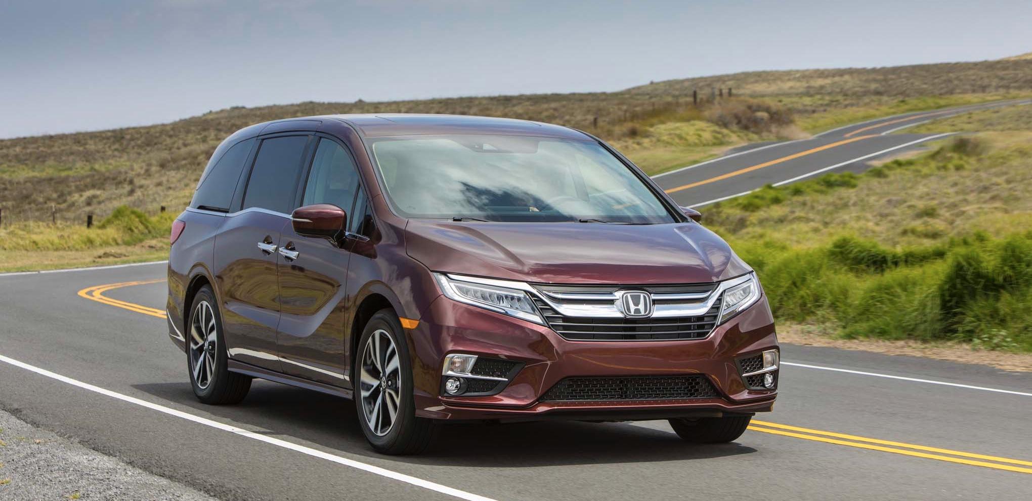 2018 Honda Odyssey Review Ball Honda