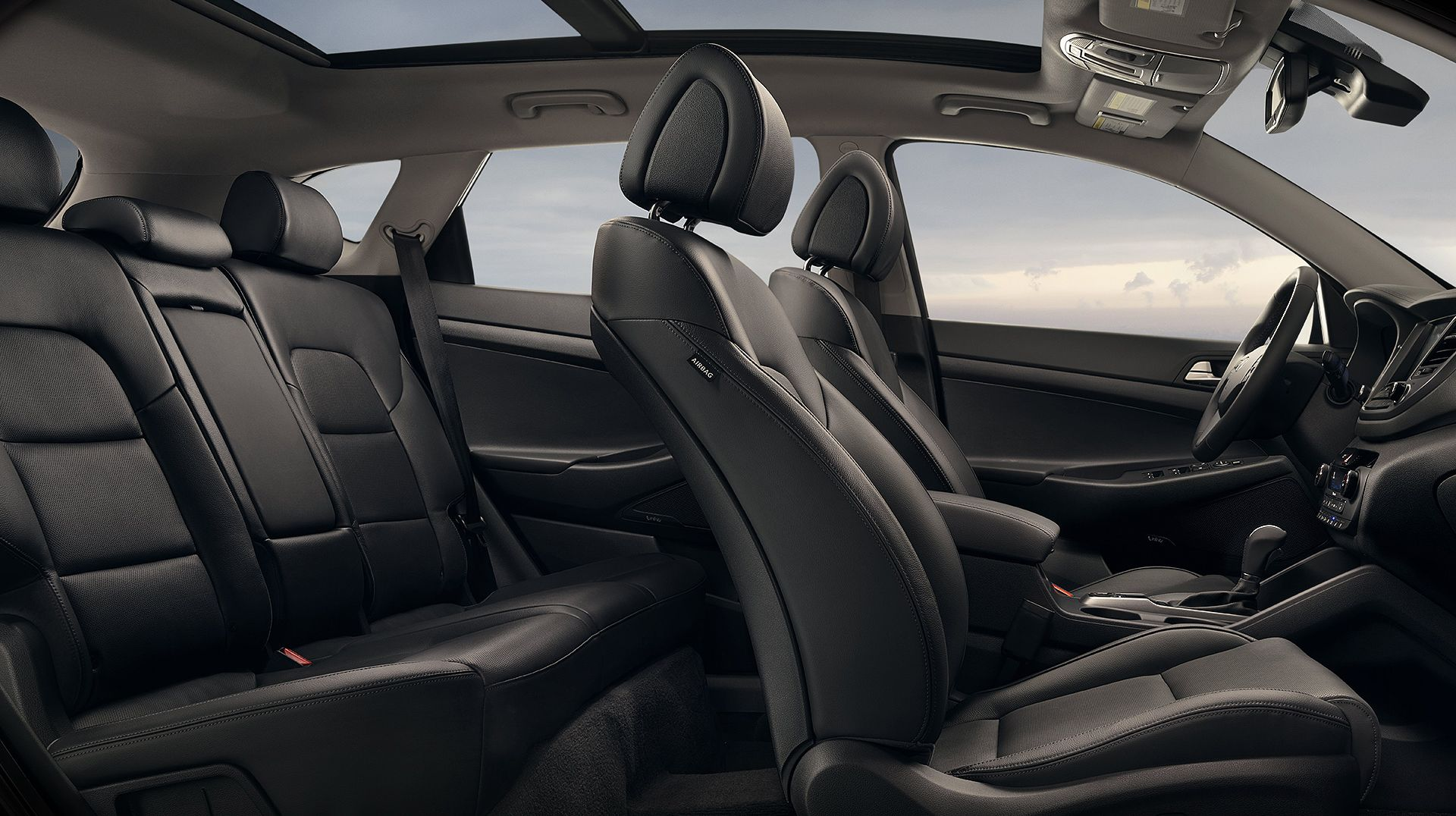 Take a Seat in Pure Luxury in the Hyundai Tucson