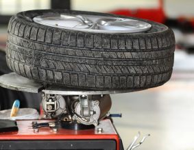 We Will Get Your Tires Rotated Quickly!