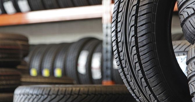 Select From Our Wide Selection of Tires