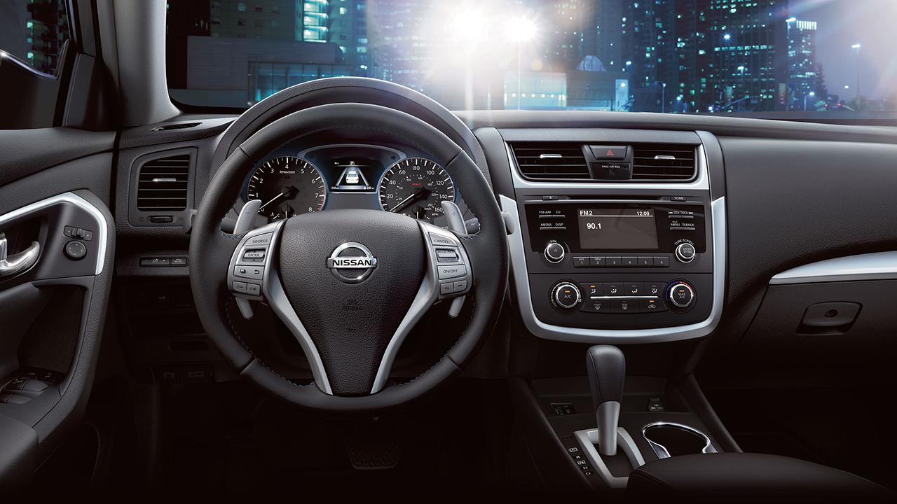 Nissan Altima: Measurement of weights
