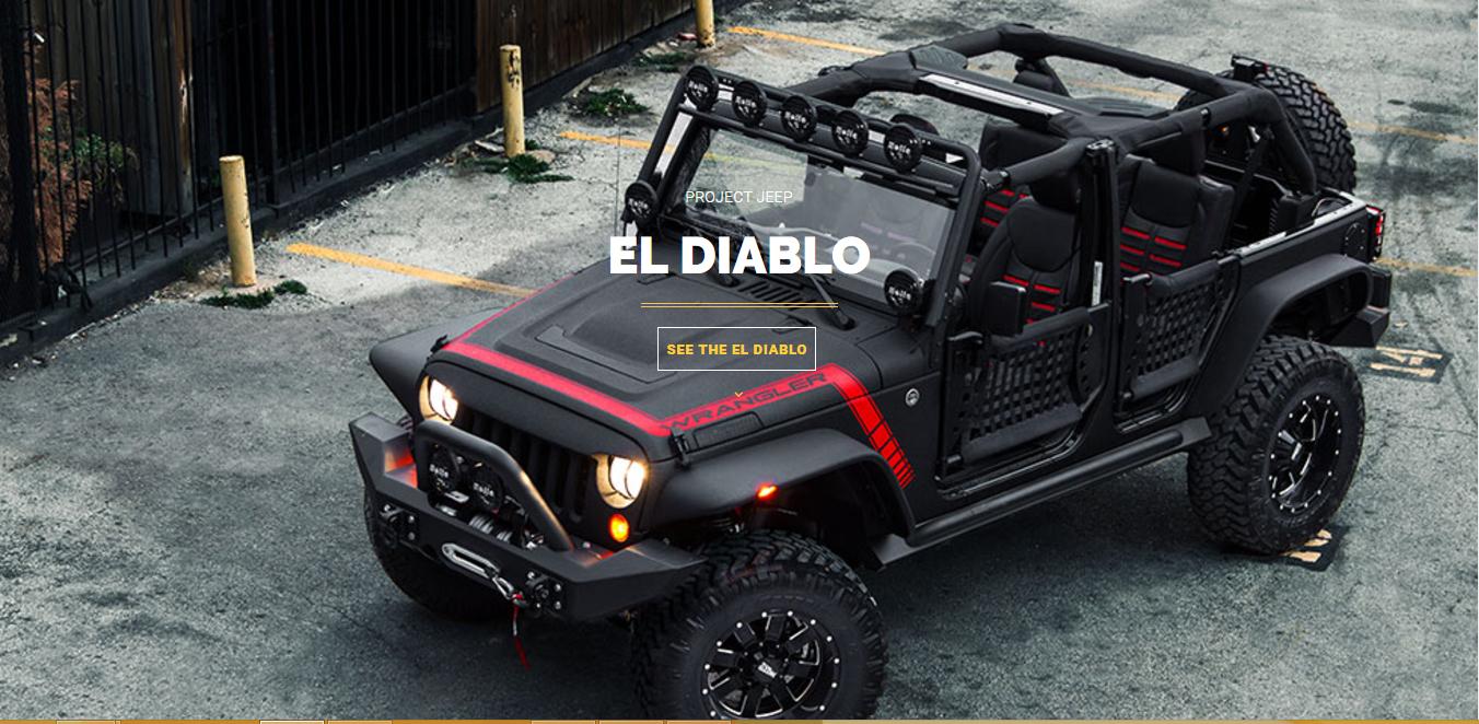 Custom Jeep Projects Dallas