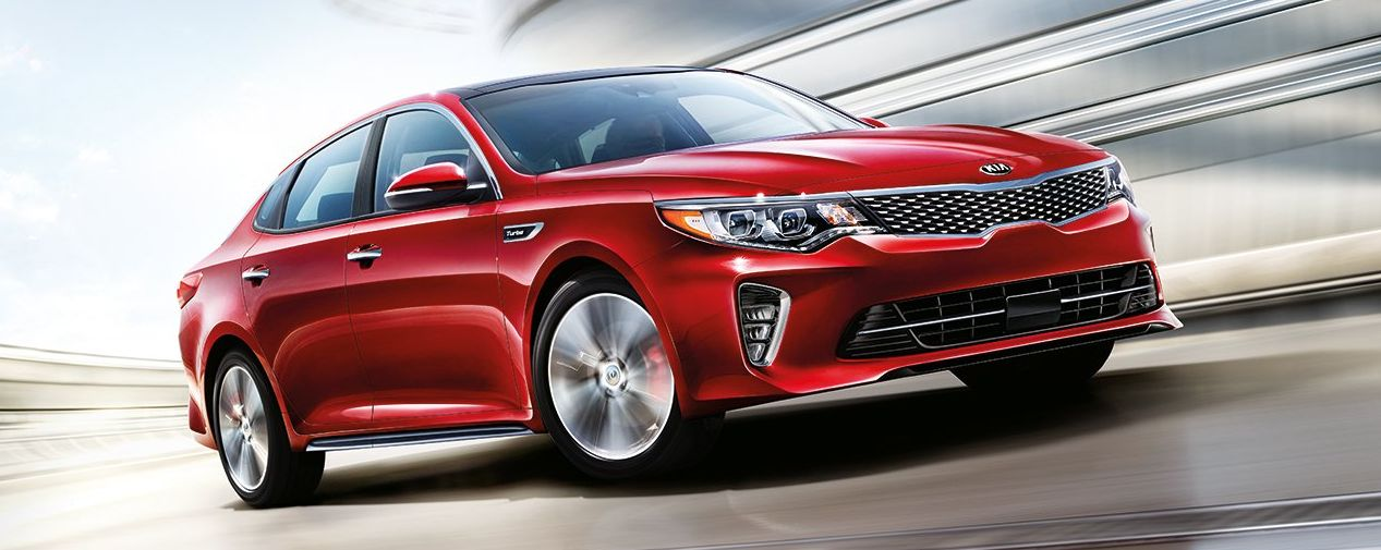 2018 Kia Optima Leasing in Houston, TX