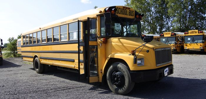 Bus HVAC Parts for Sale at Midwest Transit
