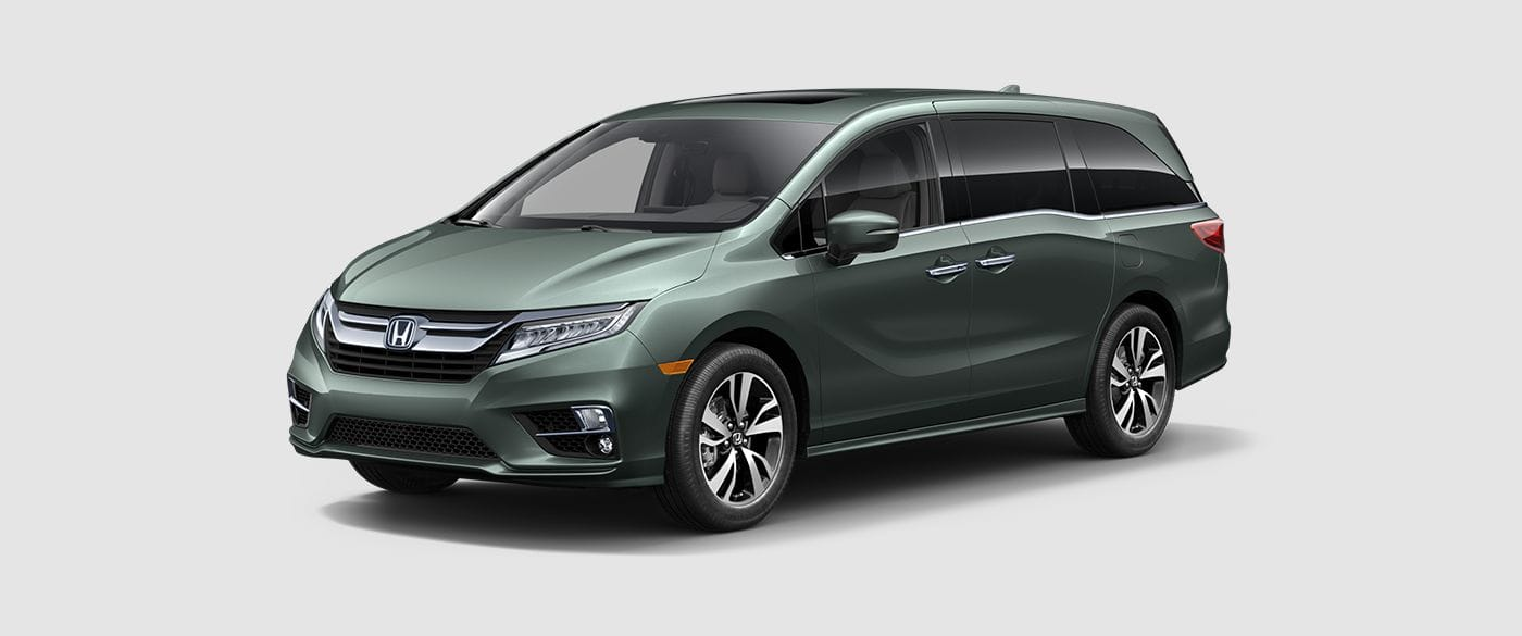 New 2018 Honda Odyssey Touring Off Road Bumper Guard For Minivan Sale Near Leesburg Va