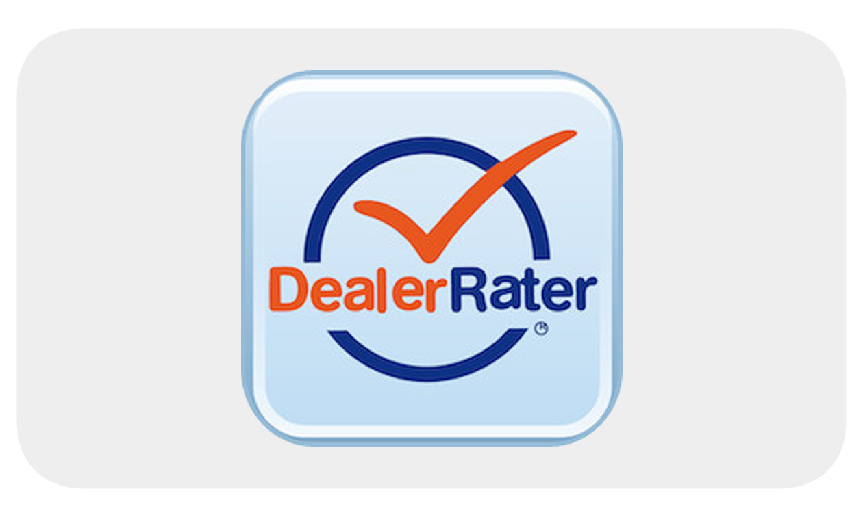 Dealer Rater rating
