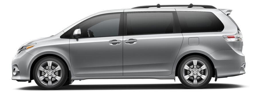 Search New 2017 Toyota Sienna at Tracy Toyota