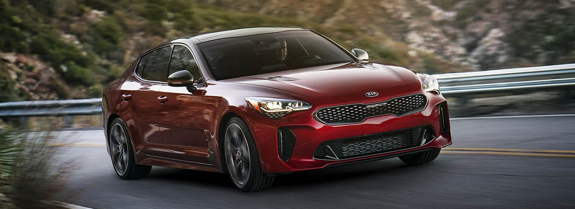 2018 Kia Stinger Preview in Oklahoma City, OK