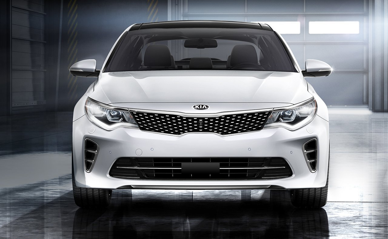 2018 Kia Optima Financing in North Olmsted, OH