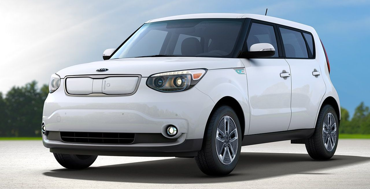 2018 kia soul ev review ball kia. Black Bedroom Furniture Sets. Home Design Ideas