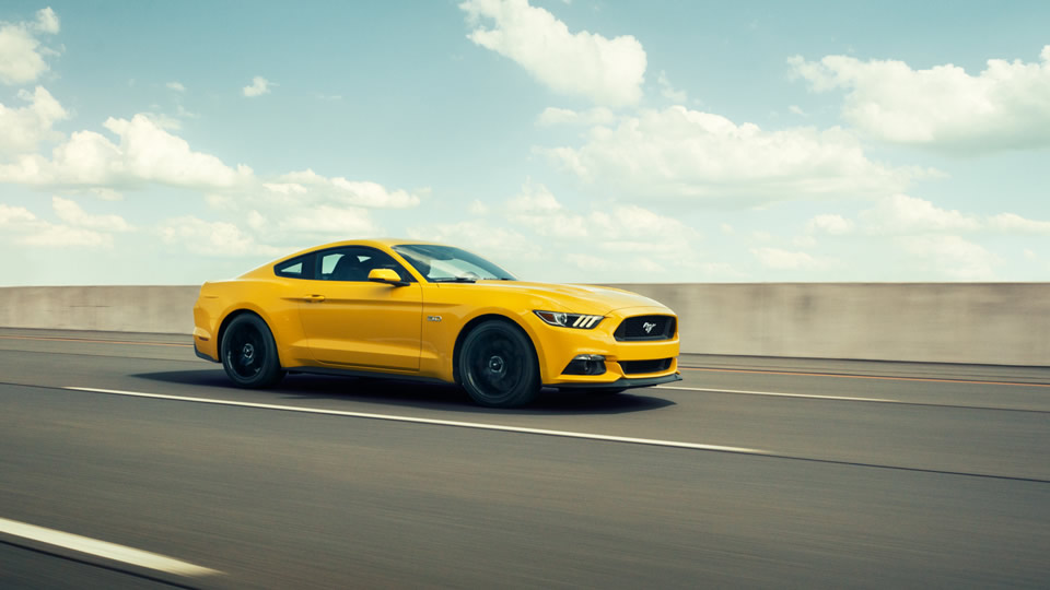 Used Ford Mustang for Sale near Chicago, IL - Sherman Dodge Chrysler ...
