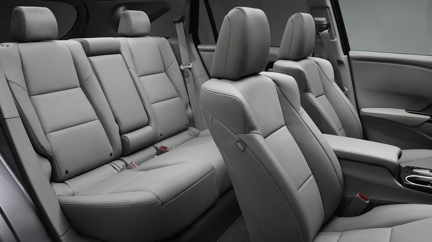 Seating in the Acura RDX