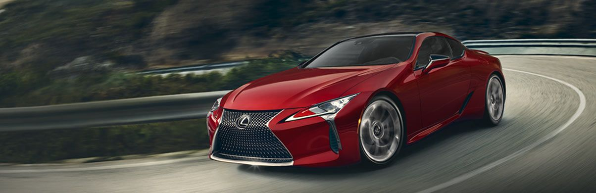 2018 Lexus LC 500 Leasing In Chantilly, VA