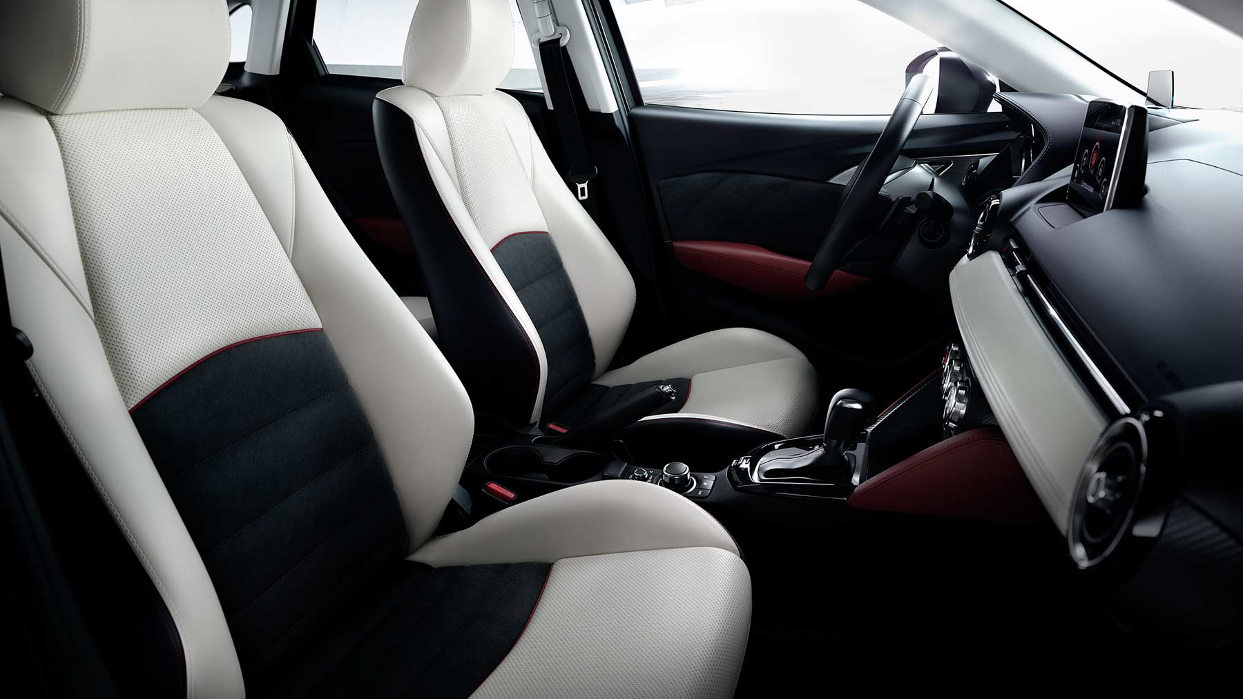 Get Cozy on Every Drive in the 2018 Mazda CX-3