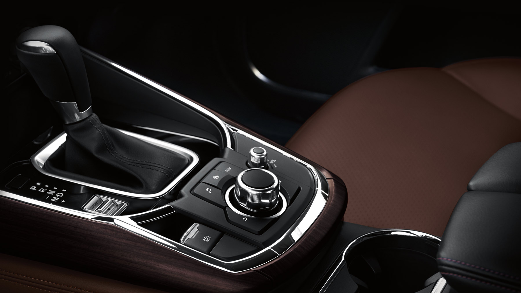 Advanced Controls in the Mazda CX-9