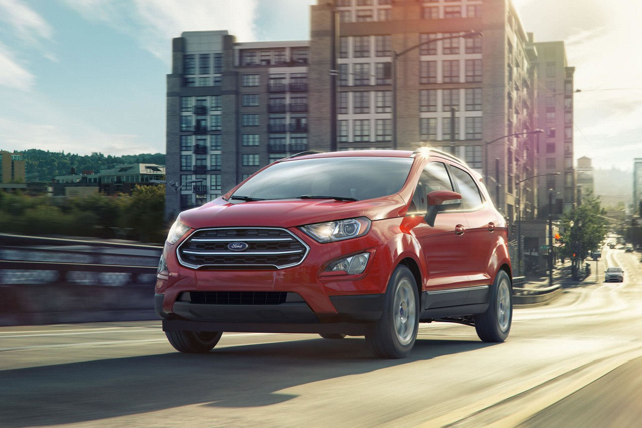 2018 Ford EcoSport Preview near Antioch, IL