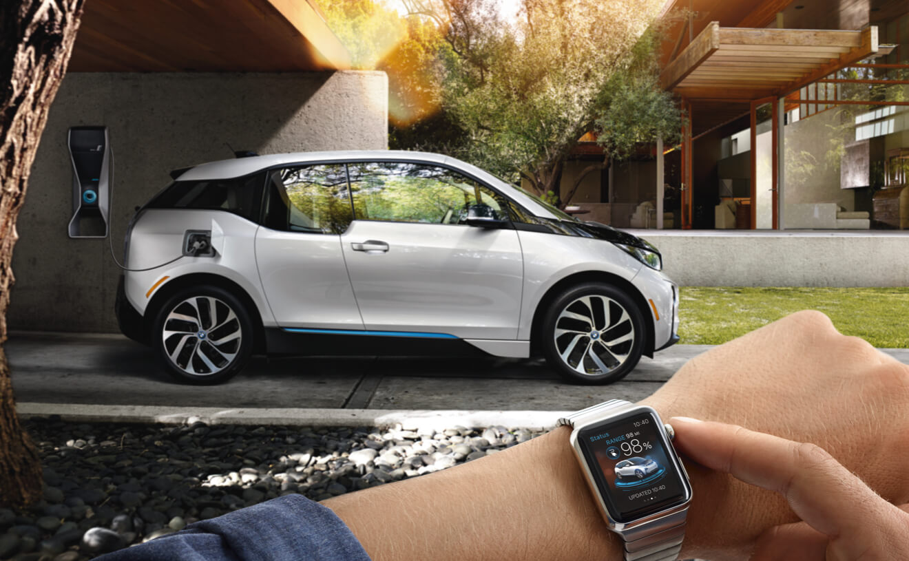 2017 BMW i3 Leasing near Chicago, IL