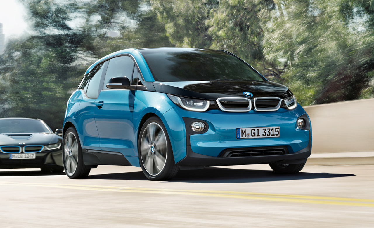 2017 Bmw I3 Financing Near Northbrook Il Of Schererville Vehicle Electrical System Control Units Location