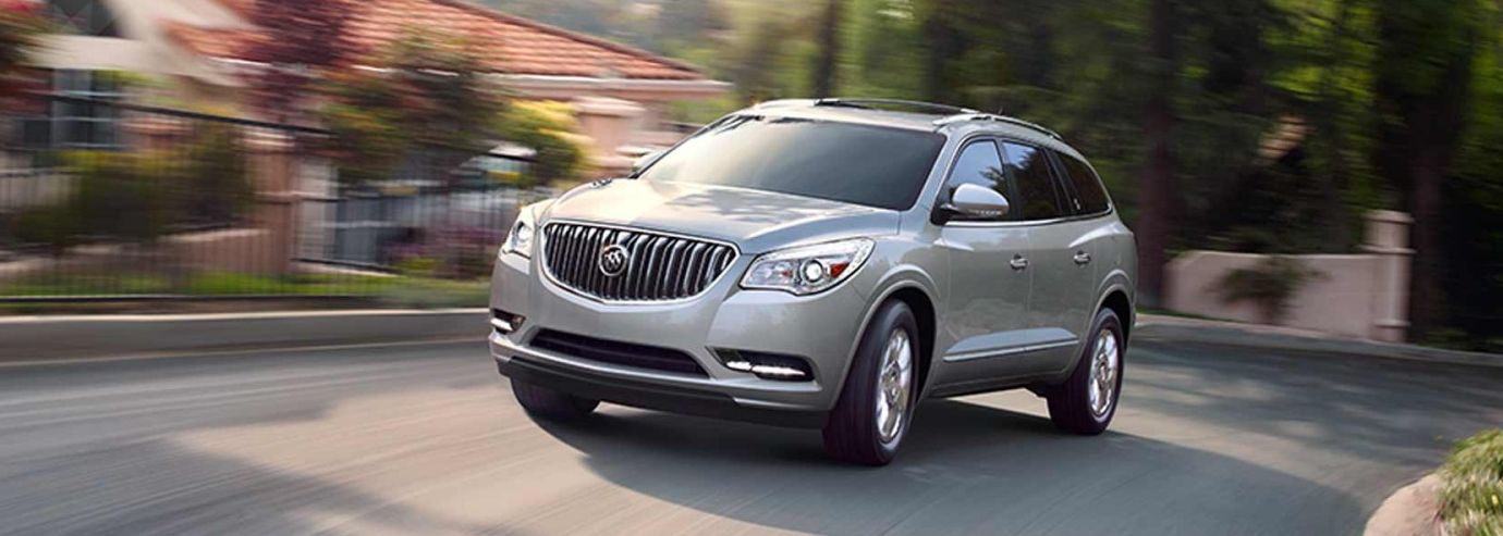 2017 Buick Enclave Leasing near Austintown, OH