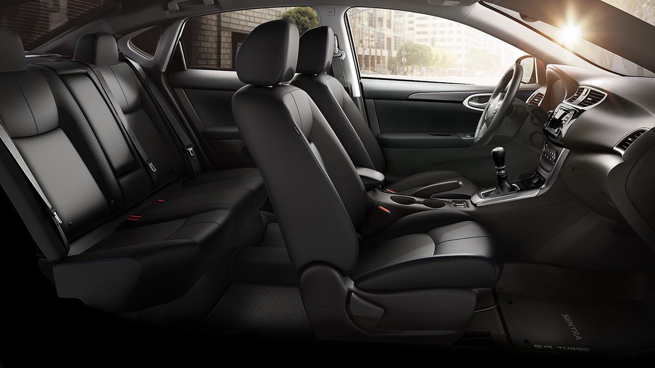 Feel Secure on Every Drive in the Sentra