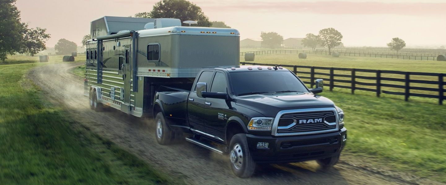 2018 Ram 3500 Financing in Midwest City, OK