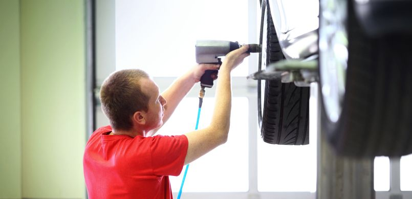 Preserve Your Tires with our Rotation Service!