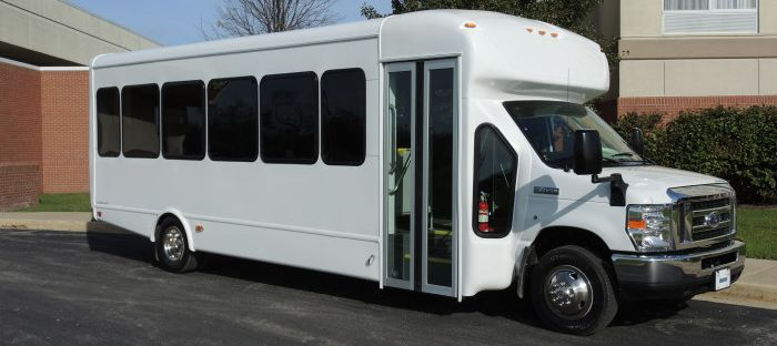 Childcare Buses for Sale in Indiana - Midwest Transit Equipment
