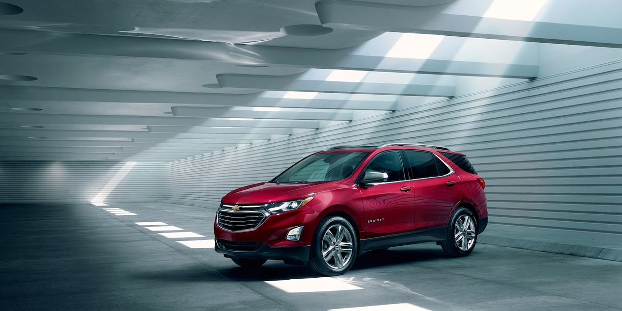 2018 Chevrolet Equinox Leasing in Chantilly, VA