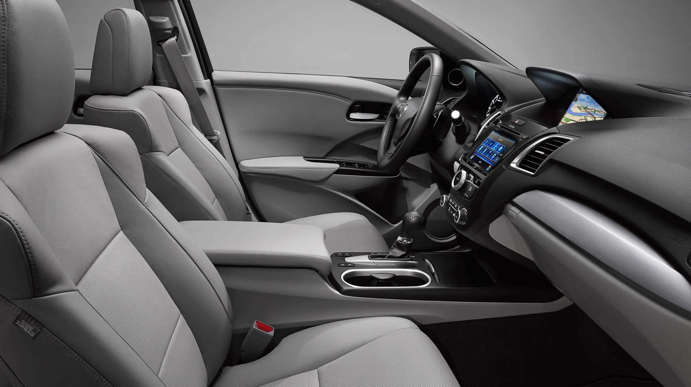 There Is Plenty Of Space Inside The 2018 RDX