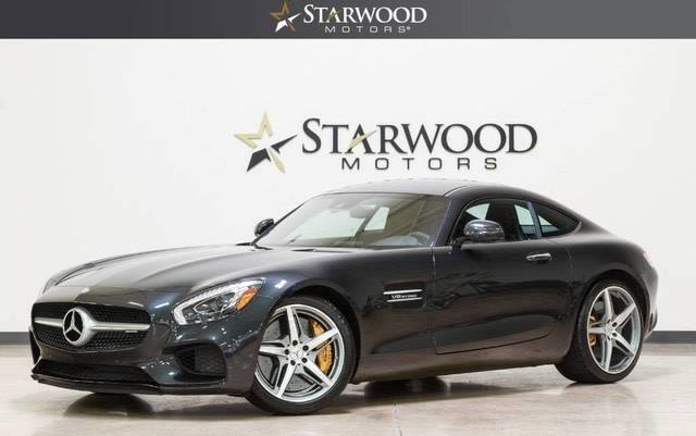 Test Drive A Used Mercedes Benz In Dallas