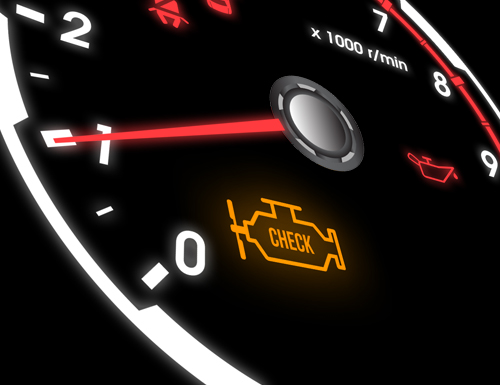 Check Engine Light Design Ideas