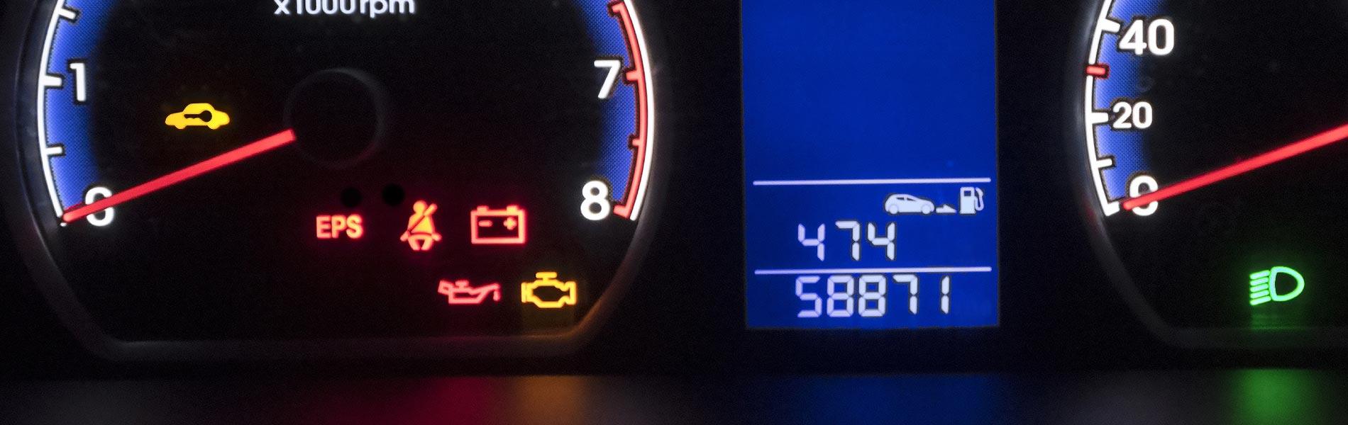 Mazda 3 Owners Manual: Indicator Lights