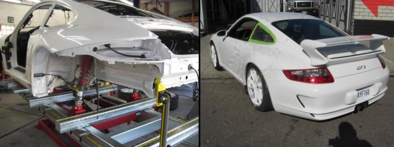 PORSCHE Auto Body Repair Collision In GREENSBORO NC - Porsche collision repair
