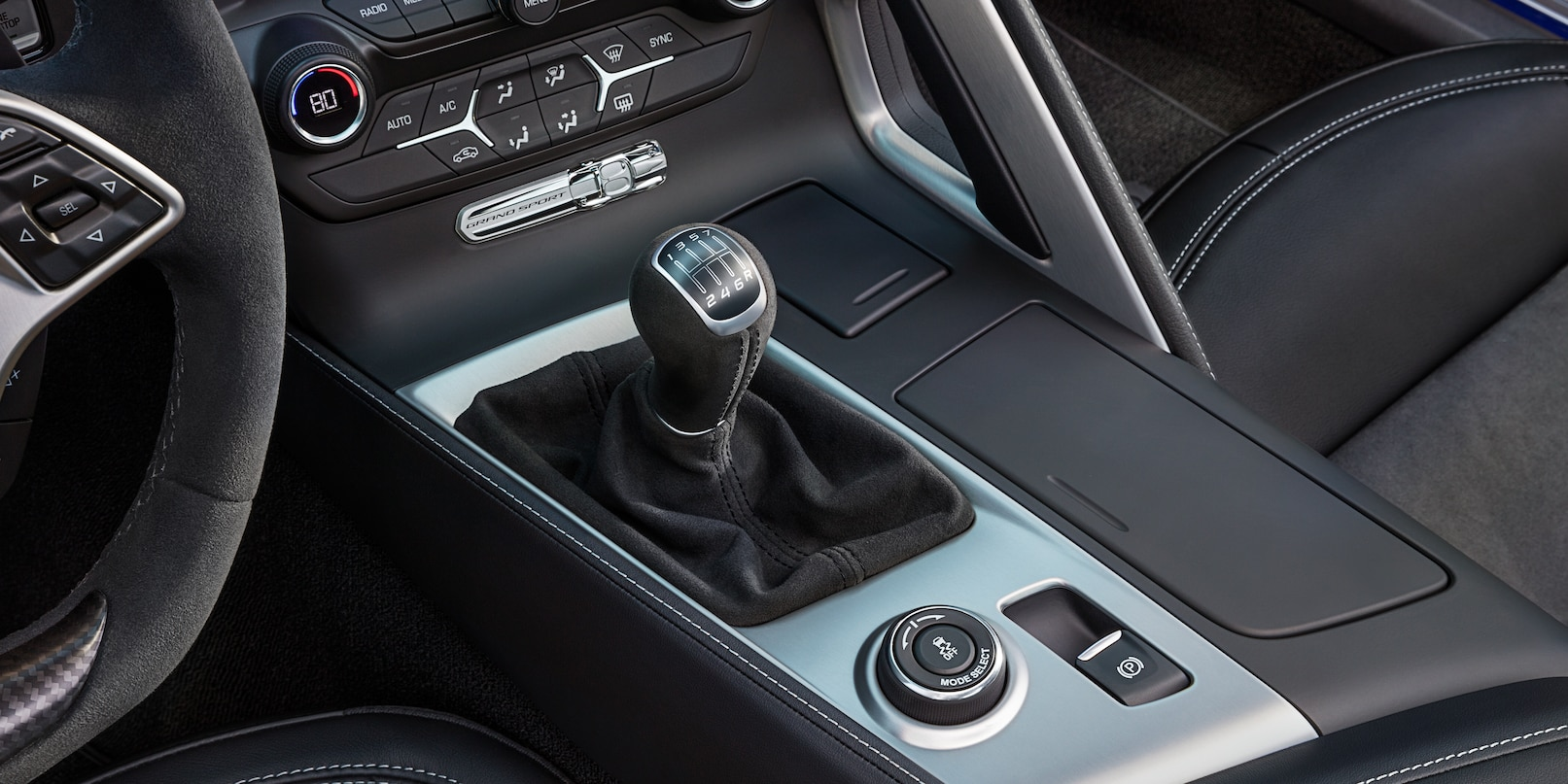 7-Speed Manual Transmission in the 2018 Corvette