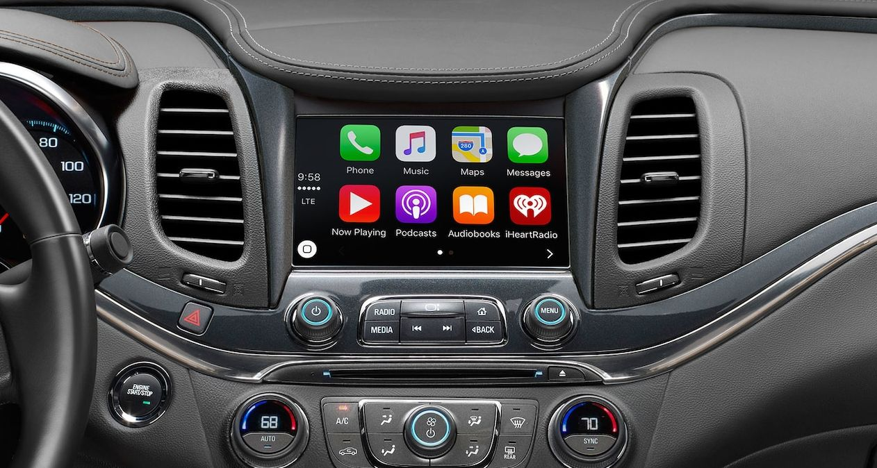 2018 Impala Apple CarPlay™
