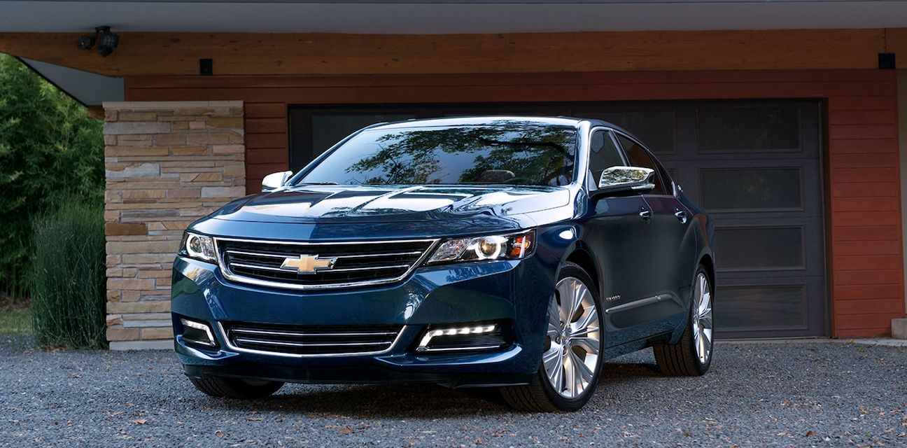 2018 Chevrolet Impala Financing near Lansing, IN