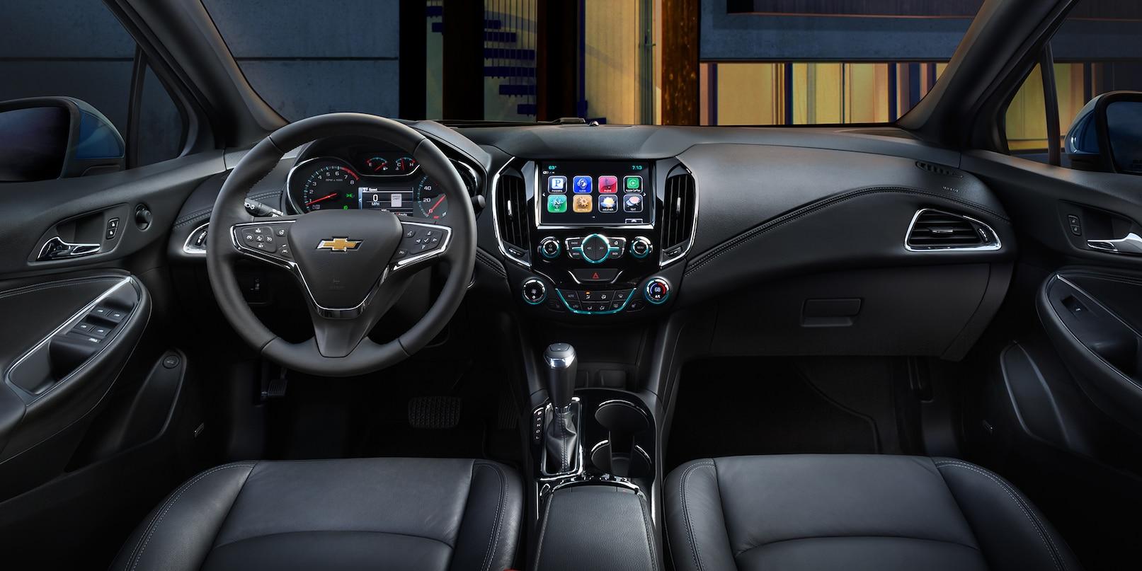 2018 Chevrolet Cruze Financing Near Lansing In Christenson Chevrolet