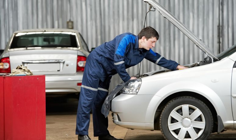 We'll Inspect Your Car with Precision!