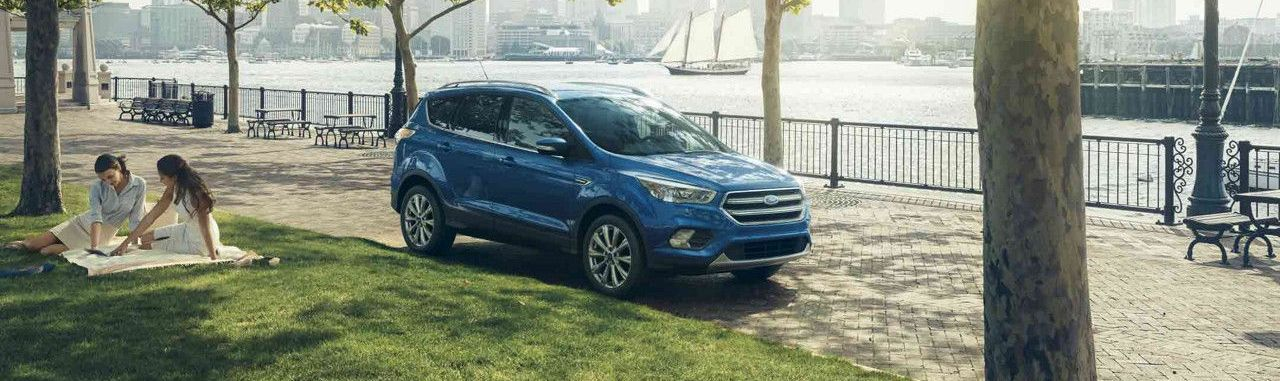 2018 Ford Escape Financing near Rowlett, TX