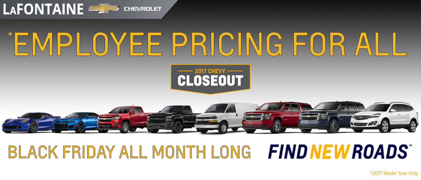 Chevrolet Employee Pricing 2017 Thestartupguide Co