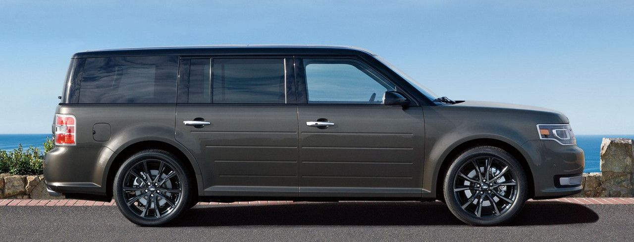 2018 Ford Flex Financing near Rowlett, TX
