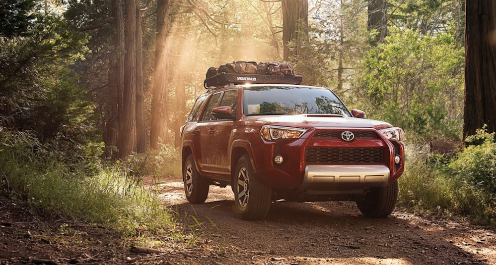 2018 Toyota 4Runner available near Bridgewater