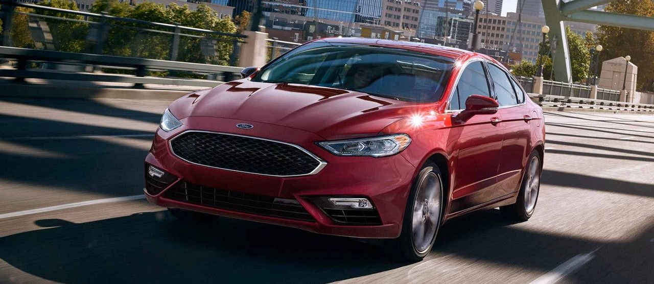 2018 Ford Fusion Financing in Garland, TX