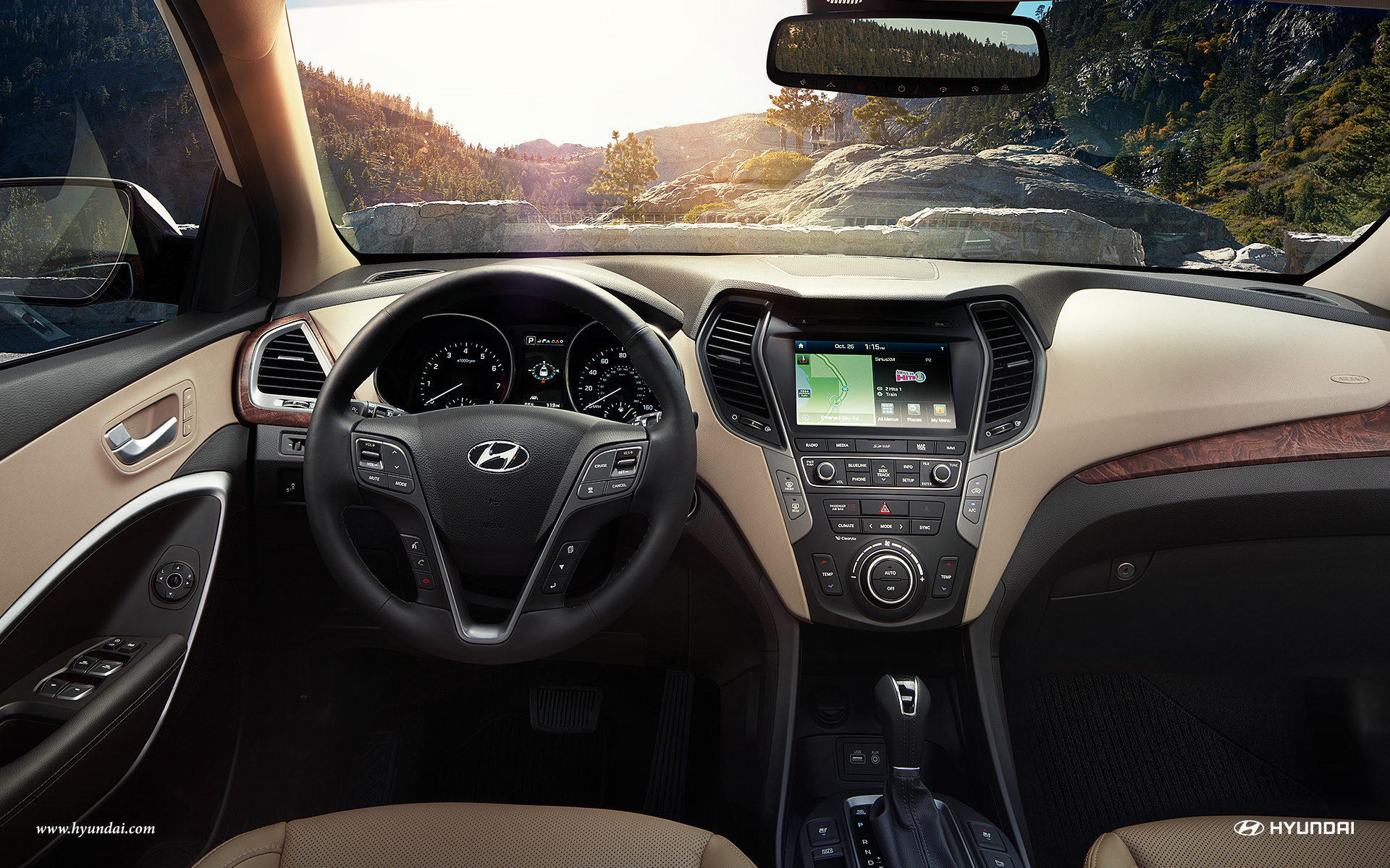 Hyundai Elantra: Using the transmitter (if equipped)