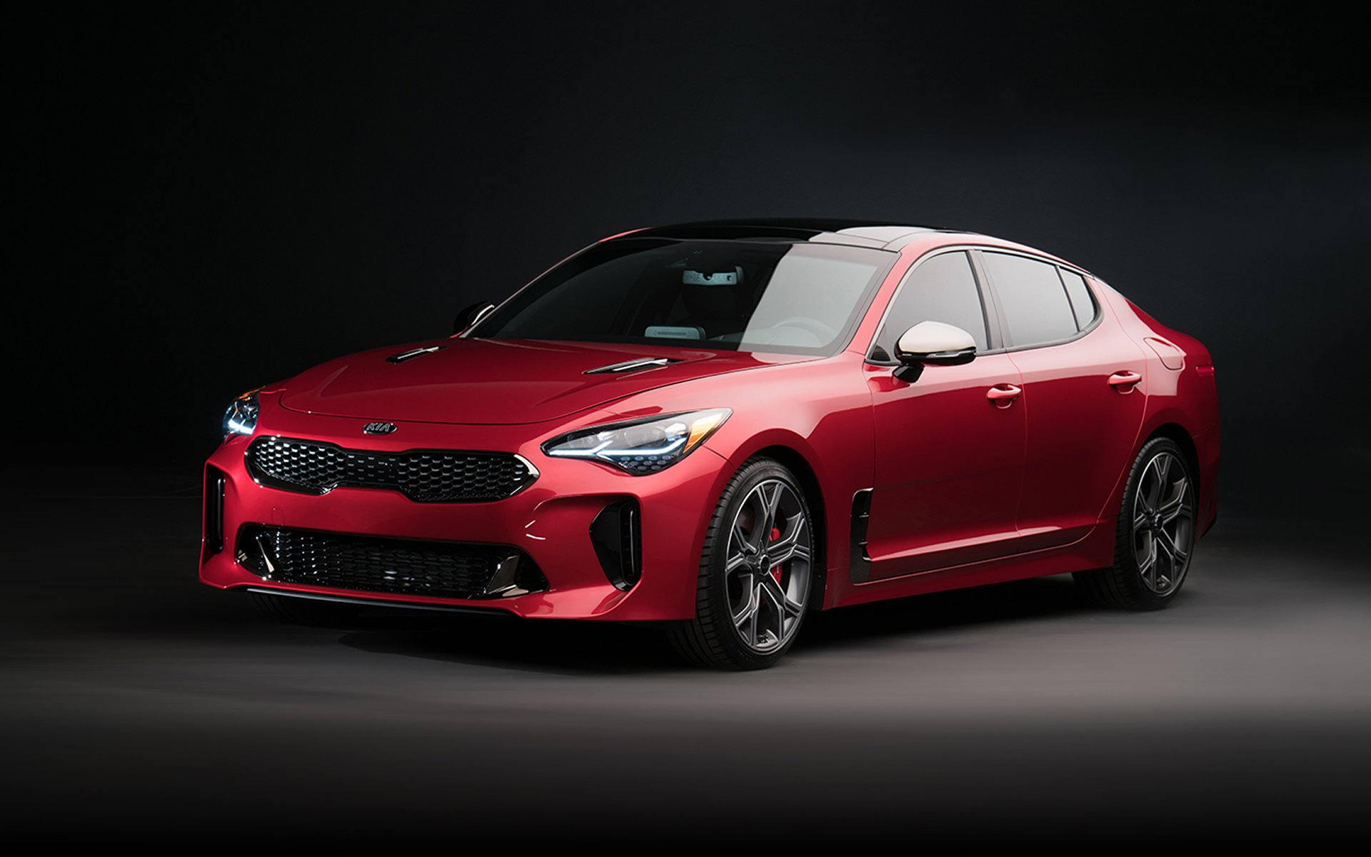 2018 Kia Stinger Preview in Shreveport, LA