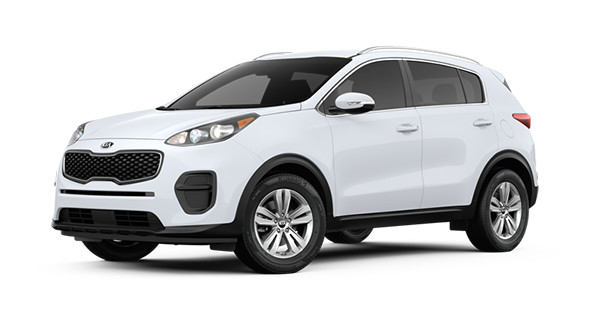 Lease 2018 Kia Sportage Lx Burlington Kia