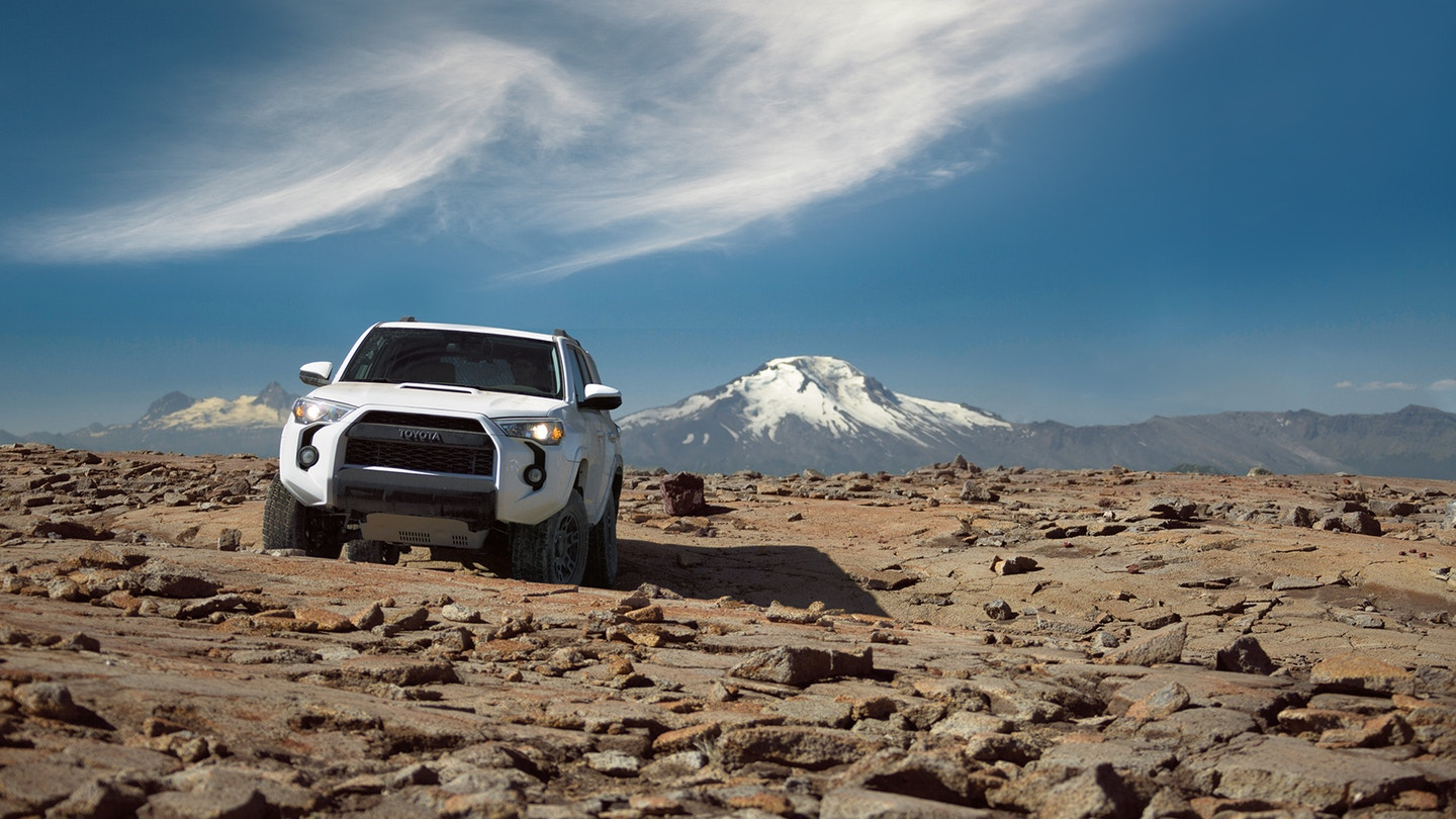 2018 Toyota 4Runner for Sale in Grimes, IA - Toyota of Des Moines