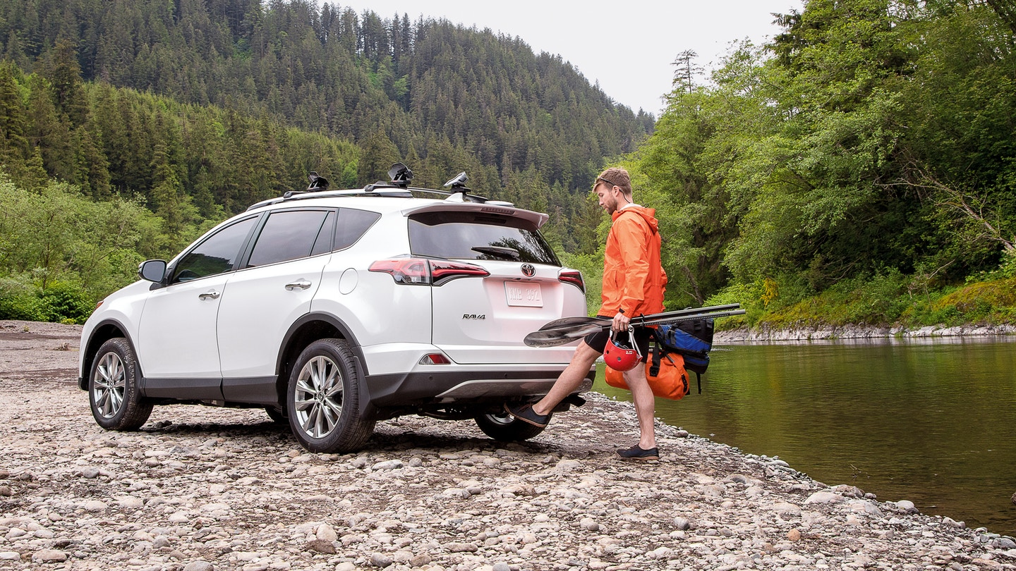 Toyota RAV4 Owners Manual: Driving position memory